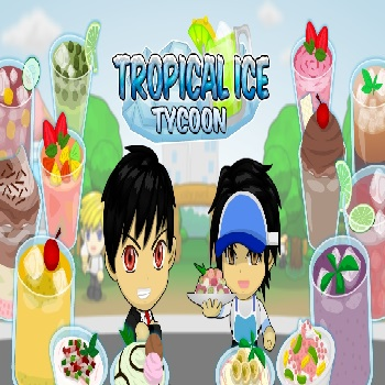 Tropical Ice Tycoon - Play Simulation Games online