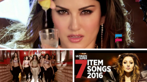 Ultimate Super 7 Item Bollywood Songs 2016 | T-Series