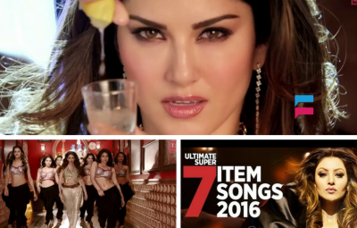 Ultimate Super 7 Item Bollywood Songs 2016 - T-Series