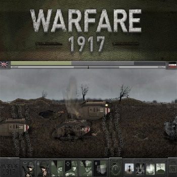 Warfare 1917 - Play Strategy Game online