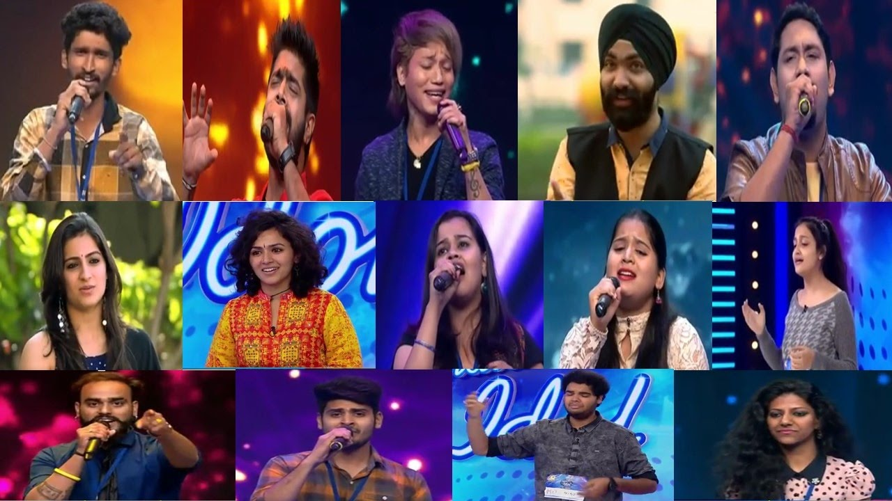 Indian Idol 2017 Episodes Videos Top Contestant Pictures