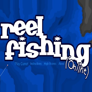 Reel Fishing - Play Simulation Games online