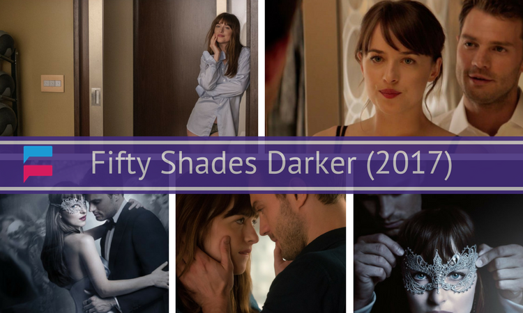 Fifty Shades Darker (2017) Movie