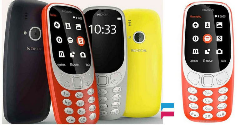 Nokia 3310 - new pictures