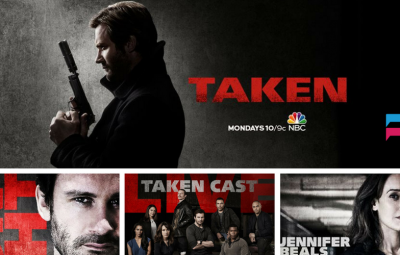 Taken - Season 01 - Watch Online