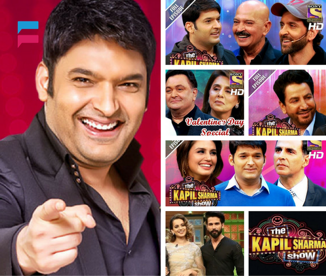 The Kapil Sharma Show – Februaury 2017 – Full Episodes