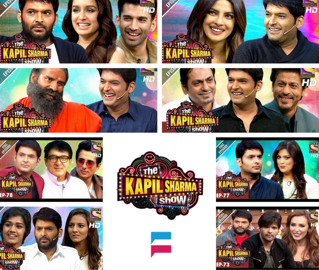 The Kapil Sharma Show – January 2017 – Full Episodes -