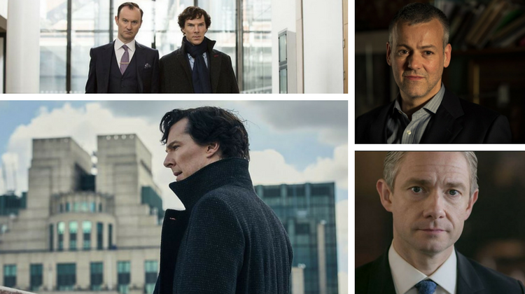 Sherlock – Tv Show – cast pictures