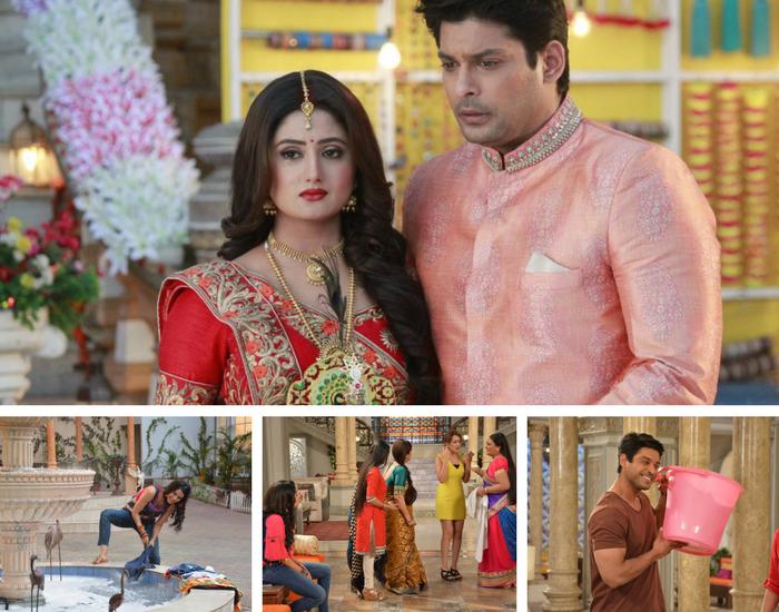 Dil Se Dil Tak - Colors TV cast