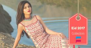 Eid-UL-Fitr Designer Dress for Women 2017