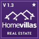 Home Villas Real Estate WordPress Theme - ThemeForest Item for Sale
