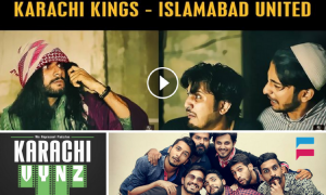 Karachi Vynz Videos: KK Vs IU