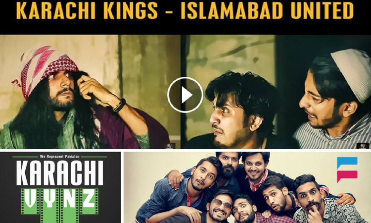 Karachi Vynz Videos - Karachi Kings Vs Islamabad United