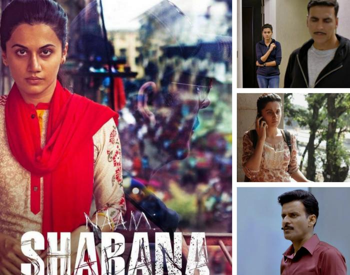Naam Shabana cast