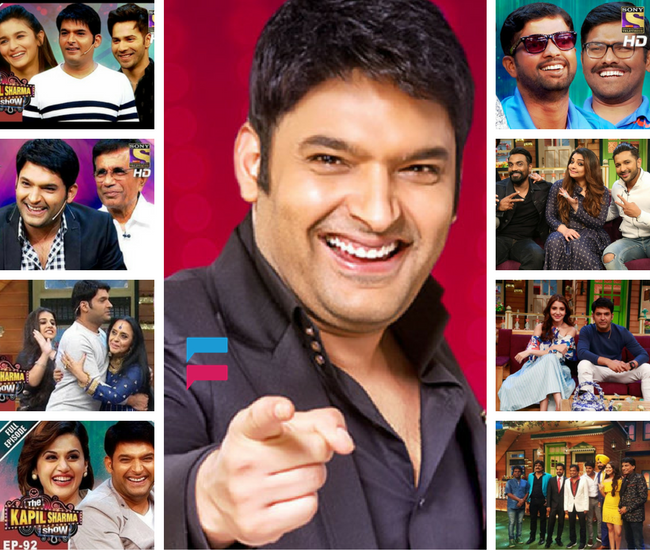 The Kapil Sharma Show – March 2017 – Full Episodes