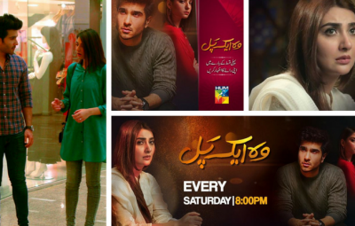 Woh Aik Pal - Hum Tv Drama