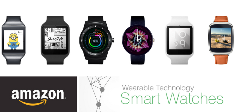 buy smart watches online - amazon reviews