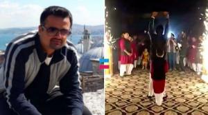 Unique Wedding at Pakistan – Triple-H Style Entry