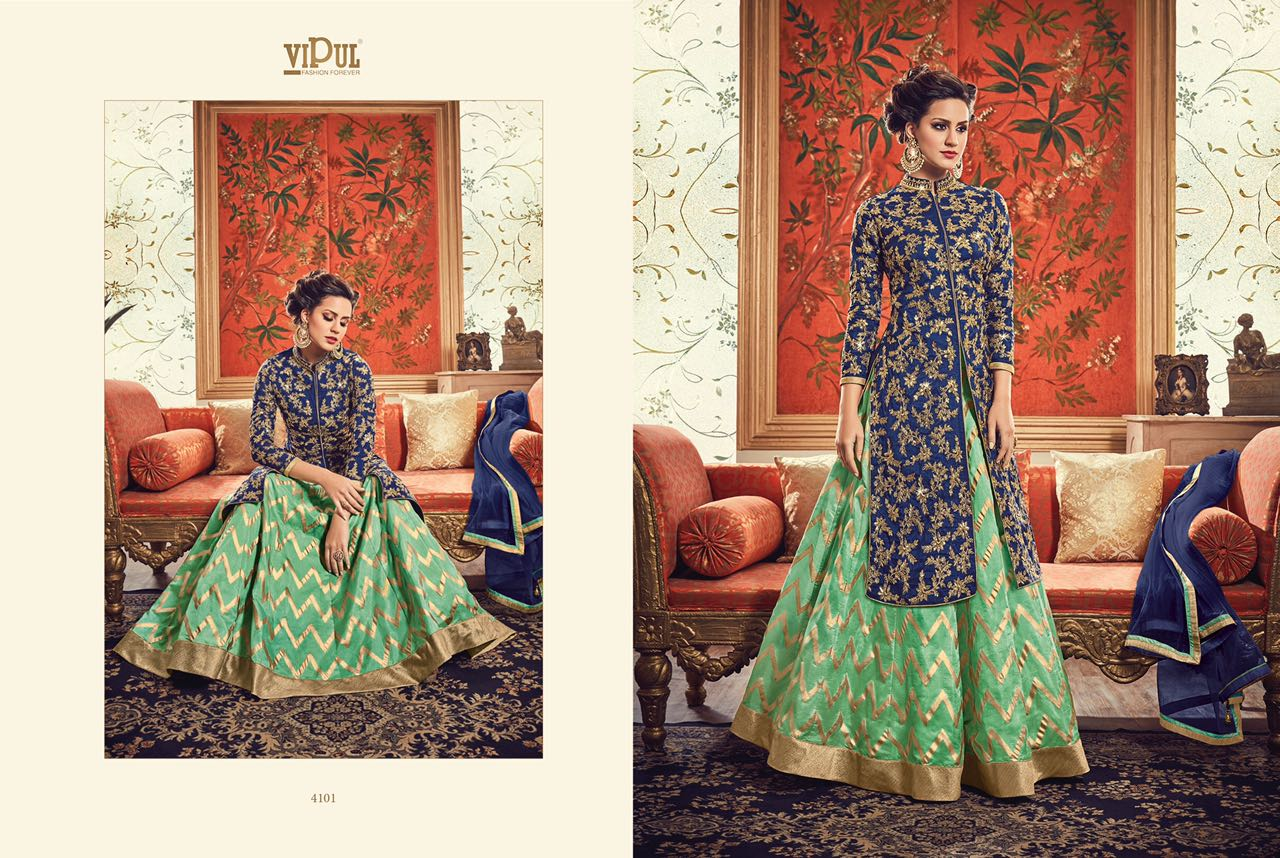 4101 Vipul Collection