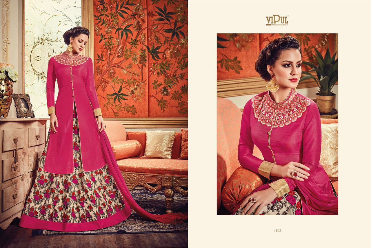 4102 Vipul Collection