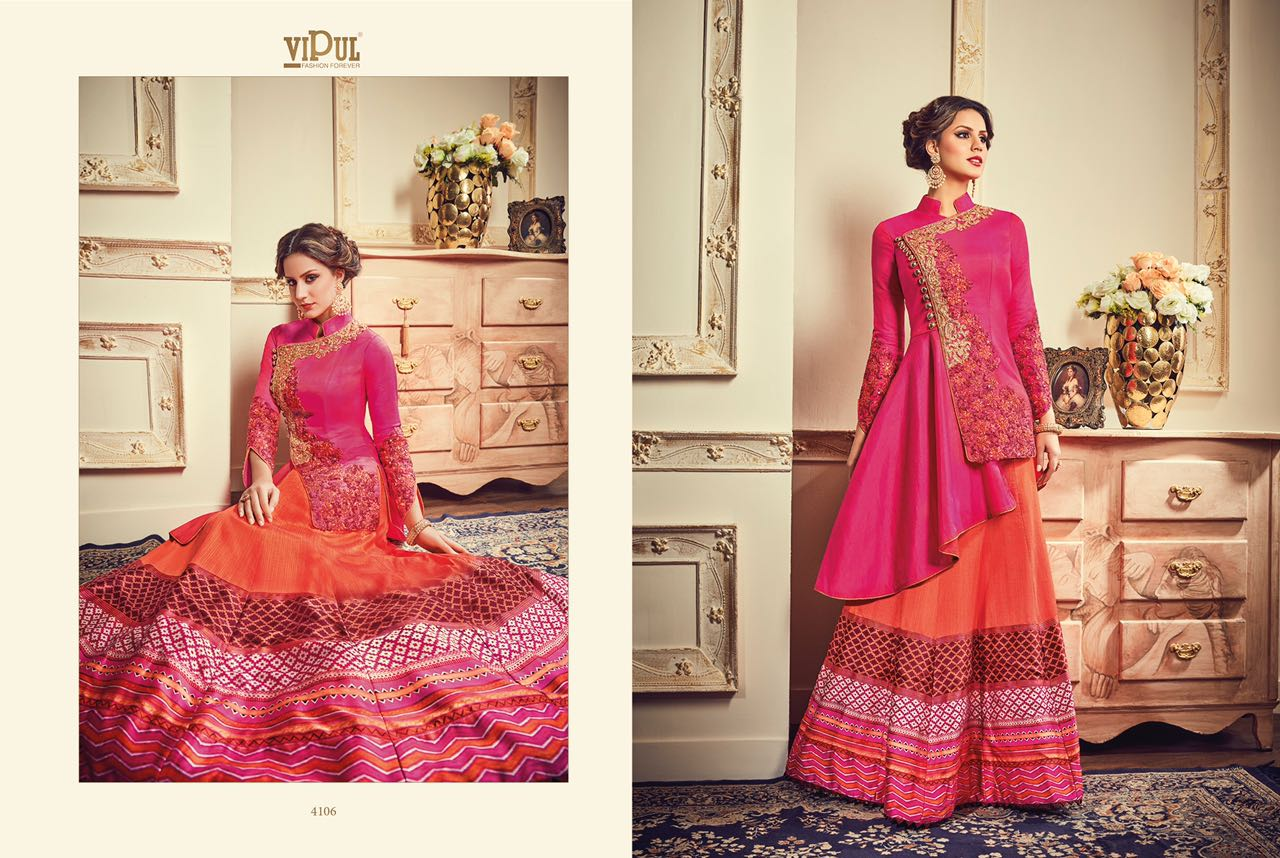 4106 Vipul Collection
