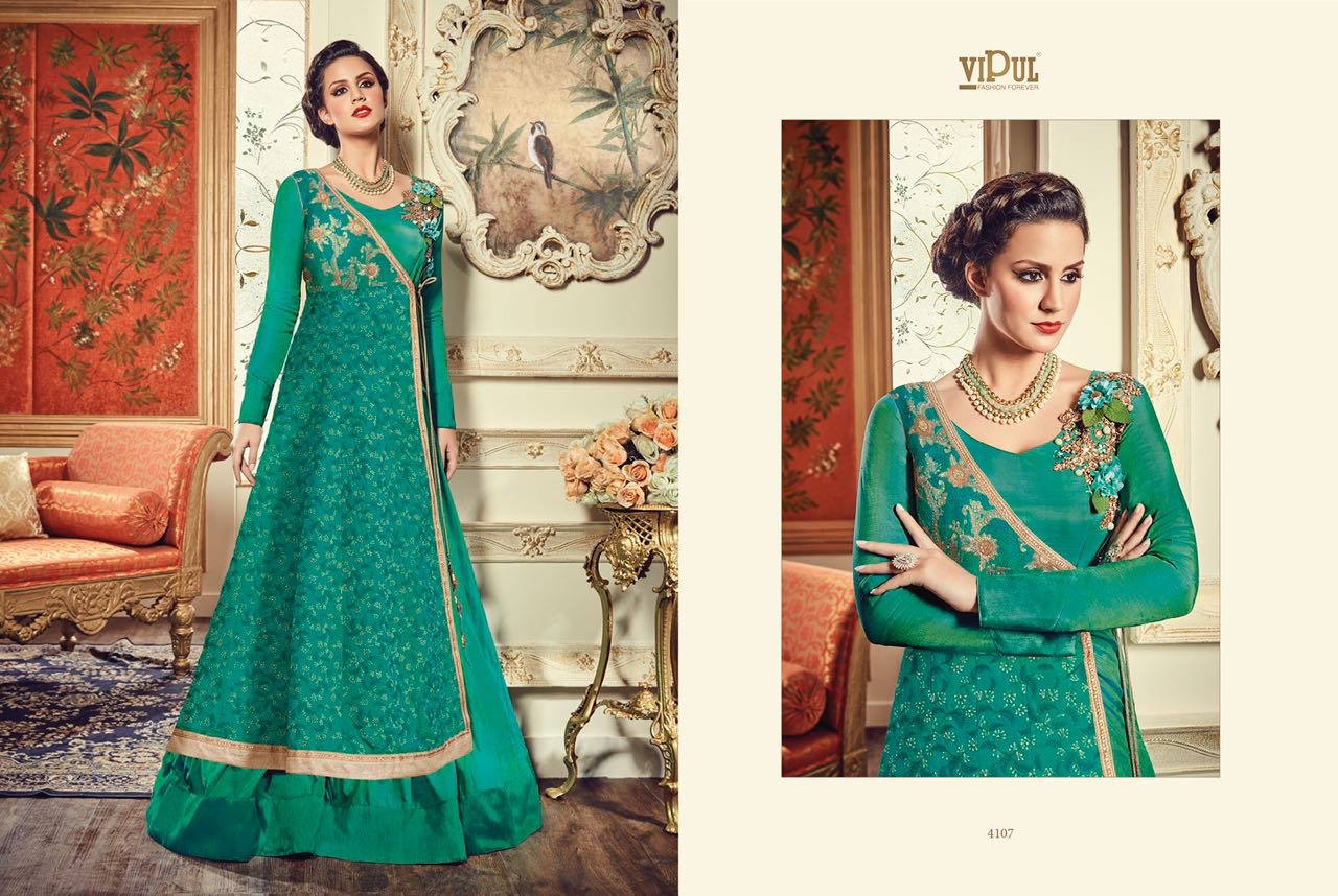 4107 Vipul Collection