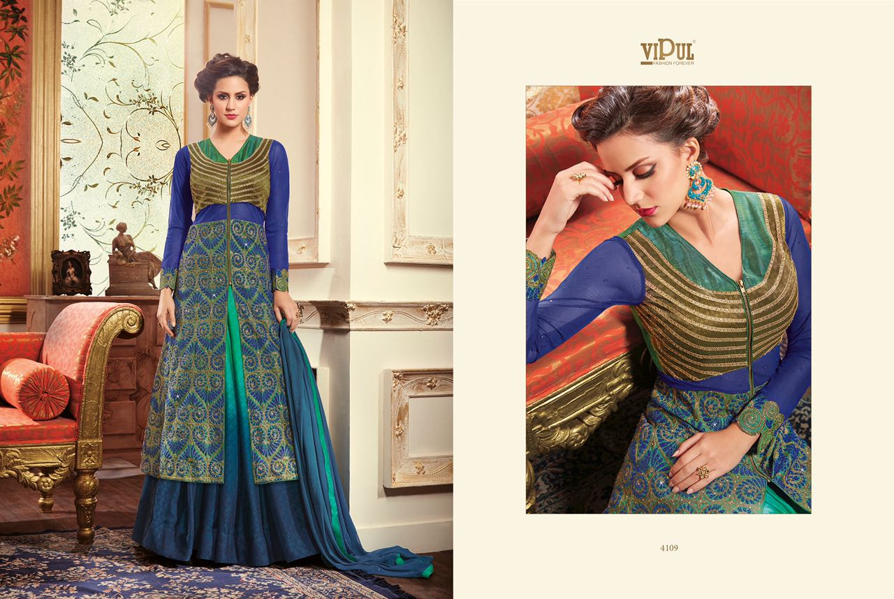 4109 Vipul Collection