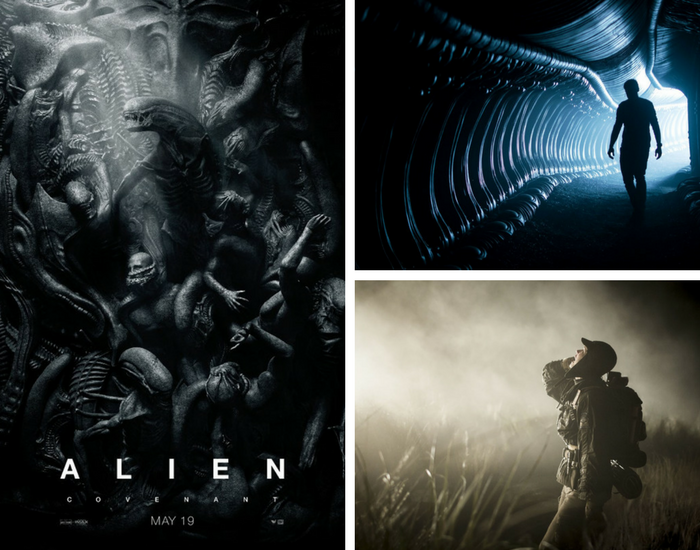 Alien- Covenant (2017) - Movie cast