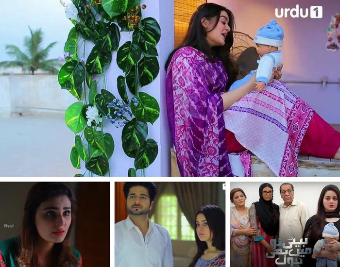 Beti Tu Main Bhi Hun - Urdu 1 Drama Cast