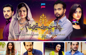Chahat Hui Tere Naam – GEO Tv Drama