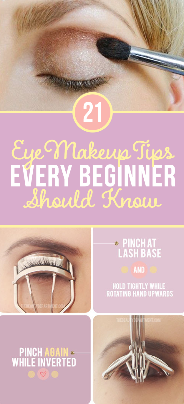 Eye makeup tips - BuzzFeed