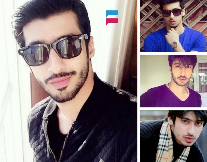 Farhan Ahmed Malhi - model-actor