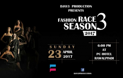 Fashion Race- Season 3 - Event in Rawalpindi