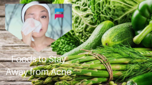 7 Foods to Stay Away from Acne
