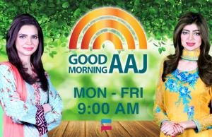 Good Morning Aaj – Morning Show