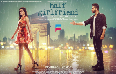 Half Girlfriend – Bollywood Movie reviews, cast, trailer