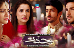Hiddat – GEO Tv Drama