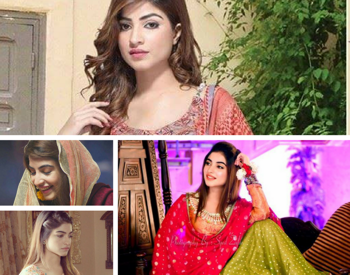 Kinza Hashmi actress model
