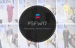 PSFW17 – Misha Lakhani 'Caravan' Collection