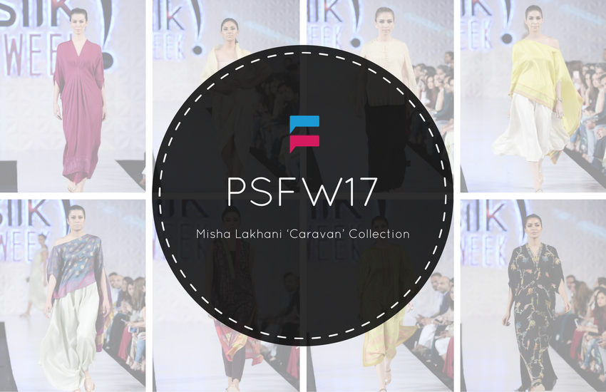 PSFW17 – Misha Lakhani 'Caravan' Collection