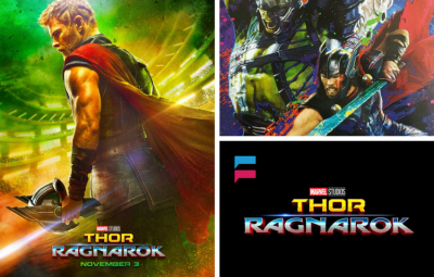 Thor- Ragnarok 2017 Movie
