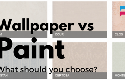 Wallpaper vs Paint - Fardis