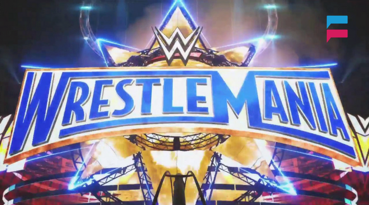 WrestleMania 33 – WWE Event