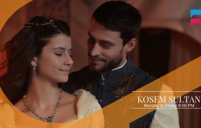 kosem sultan - Urdu1 drama