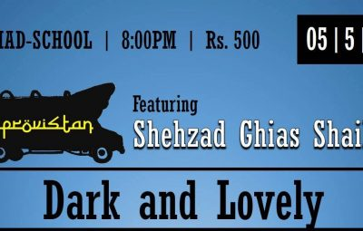 Dark and Lovely - Event in Karachi