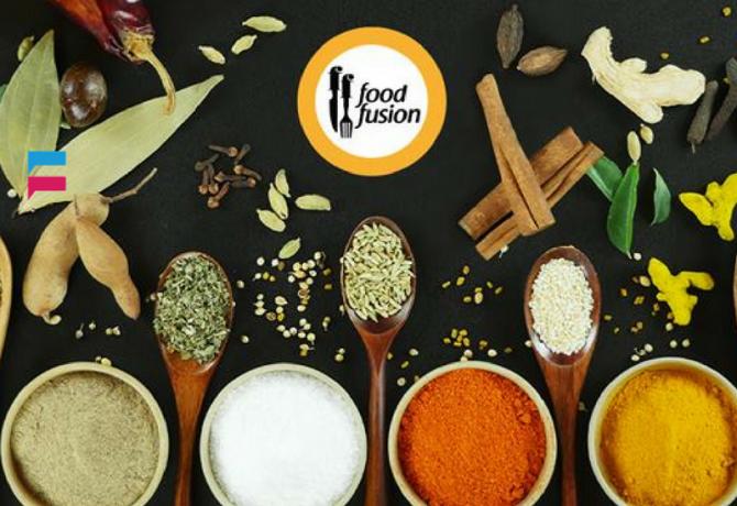 Food Fusion recipes