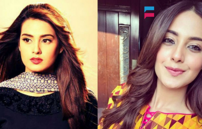 Iqra Aziz Actress model