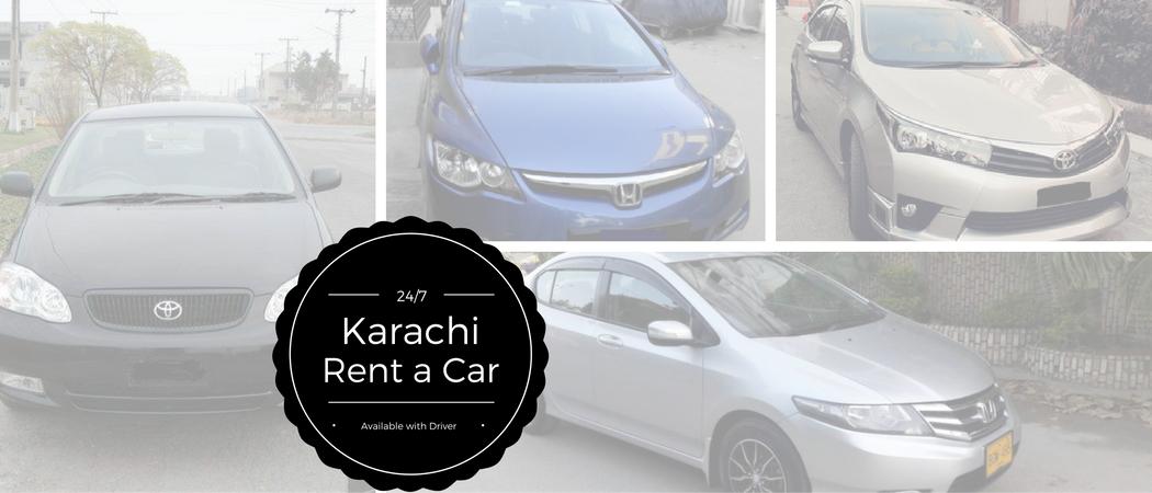 Karachi Rent a Car