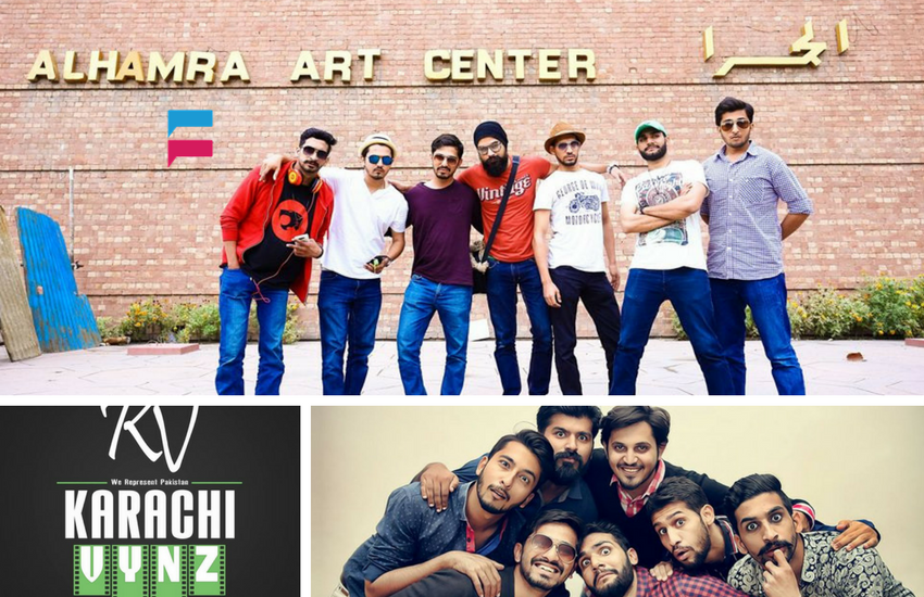 Karachi Vynz - comedy videos pakistan