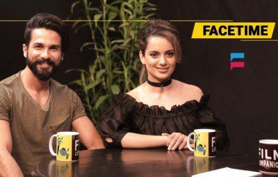 Shahid Kapoor & Kangana Ranaut Interview